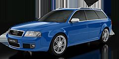 RS6 Avant (4B) 2002 - 2004