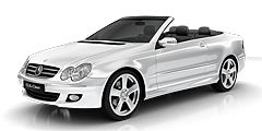CLK Cabrio AMG (209/Facelift) 2006 - 2010