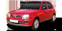 Micra (K11) 1993 - 2000
