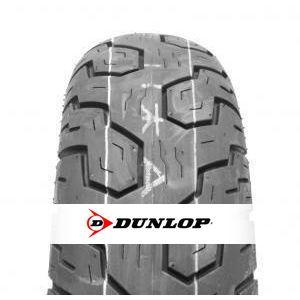 Dunlop K555 170/80-15 77S TT, Hinterrad